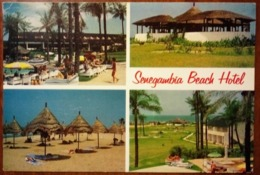 The Gambia - Senegambia Beach Hotel - Stamp - Gambia