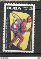 Cuba, Parachutisme, Parachuting - Fallschirmspringen