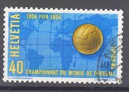 Switzerland 1954 Mi#596 Used - Used Stamps