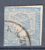 Austria 1851 Zeitungs Newspaper Stamps Mi#6 Used - Gebraucht