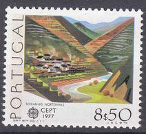 Portugal 1977 Mi#1361 Y Used, Phosphorline - Used Stamps