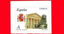 Nuovo - MNH - SPAGNA - 2010 - Comunità Autonome - Congresso Dei Deputati - (Congreso De Los Diputados) - A - 2001-10 Neufs