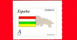 Nuovo - MNH - SPAGNA - 2010 - Comunità Autonome - La Rioja - Bandiera - Mappa - A - 2001-10 Neufs