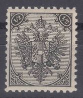 Austria Occupation Of Bosnia 1879 Mi#9, Perforation 10,5 Mint Never Hinged - Unused Stamps