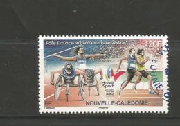 Nouveauté  Handisport     (pag2B) - New Caledonia