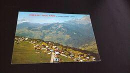 CARTE POSTALE CREST VOLAND Le Mont Charvin En L'état Sur Les Photos - Otros Municipios