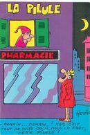 Illustrateur Hoviv - La Pilule   G 1395 - Humor