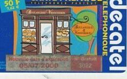 DECATEL PUa  Boulangerie 1999 - Frankreich