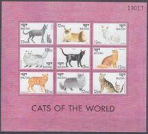 1999Bhutan1994-2002KLCats - Hauskatzen