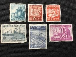 1948.MH.  L'Exportation Belge. - 1948 Export