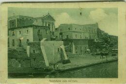 VENTOTENE ( LATINA ) VISTA DAL PORTO - EDIZIONE JACONO - SPEDITA 1928 ( 5808) - Latina