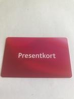 7:433 - Sweden Gift Card Telia - Schweden
