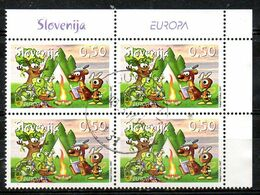 SLOVENIE. N°587 Oblitéré De 2007. Scoutisme. - Europa-CEPT