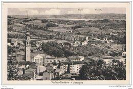 VALDOBBIADENE:  PANORAMA  -  FOTO  -  FP - Treviso