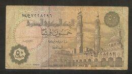 Egitto - Banconota Circolata Da 50 Piastre P-62m.2 - 2006 #18 - Egypte