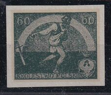 POLAND 1921 Sower Essay - Andere
