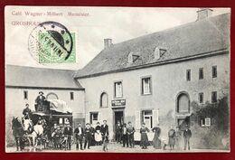 Luxembourg  Grosbous . Cafe Wagner - Milbert , Menuisier - Altri