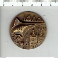 MEDAILLE 142 ( 2 Scans ) IEPER 962 - 1962 - Gemeindemünzmarken