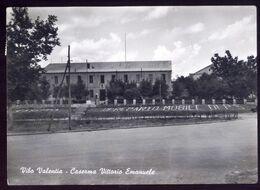VIBO VALENTIA - 1971 - CASERMA VITTORIO EMANUELE - 18° REPARTO MOBILE DI POLIZIA DI STATO - Kasernen