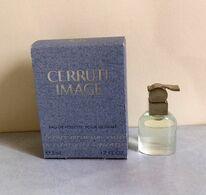 "Miniature  ""CERRUTI IMAGE""  De NINO CERRUTI  Eau De  Toilette  5 Ml Dans Sa Boite Coffret  (71-Lo) - Modern Miniatures (from 1961)"
