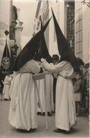Rare Pas Cpa Mais Photo Format Cpa Procession Religieuse - Altri
