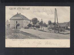KuK Tschechien AK Petrau Petrov Hodonin Strážnice 1905 - Tschechische Republik