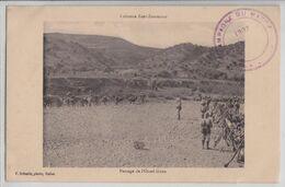 Colonne ZAER-ZEMMOUR (Maroc) - Passage De L'Oued Grou Schmitt Rabat Cachet Campagne Militaire 1907 Correspondance Soldat - Otros