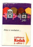 Calendrier Montargis Modern'Optic Photo Ciné Rue Jaurès 1961 - Petit Format : 1941-60