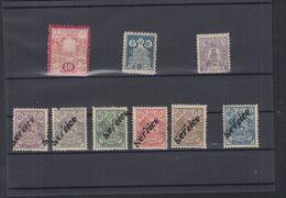 Lot Persien Persia Iran Postfrisch (6) - Iran