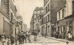 France - 75 - Paris XIVe - Série Tout Paris N° 1890 - Rue Edouard-jacques - Arrondissement: 14