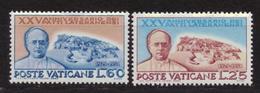 Vaticaan / Vatican 212 & 213 MNH ** (1954) - Vatikan