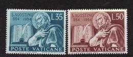 Vaticaan / Vatican 225 & 226 MNH ** (1954) - Vatikan