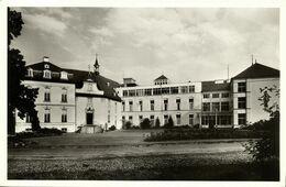 Nederland, BOXMEER, Voorgevel Kasteel En H. Hart Ziekenhuis (1966) Ansichtkaart - Boxmeer