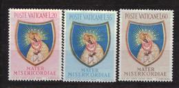 Vaticaan / Vatican 227 T/m 229 MNH ** (1954) - Vatikan