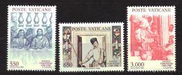 Vaticaan / Vatican 949 T/m 951 MNH ** (1988) - Nuevos