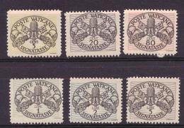 Vaticaan / Vatican Port 7 T/m 10 MNH ** (1945) - Nuevos