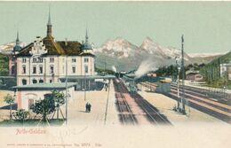ARTH GOLDAU , SZ - La Gare - SZ Schwyz
