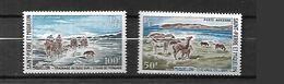 Saint Pierre Et Miquelon  Poste Aérienne  1969 CAT YT   N° 44 Et 45   N*  Fraîcheur Postale - Airmail