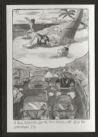 """Illustrateur Dessin (B) Denis Bouzereau / """" Champagne JB """" Jacki Barrouyer Propiétaire 56170 Quiberon,Vignoble à Azy - Illustrators & Photographers"""