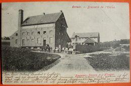 Brasserie De L'Enclus à Orroir (Mont-de-l'Enclus). - Mont-de-l'Enclus