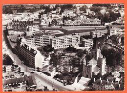 X14101 Peu Commun VIRE Calvados Eglise SAINTE ANNE Vue Aérienne Ste 1960s Photo-Bromure 10x15 COMBIER 39-34 A - Sonstige Gemeinden
