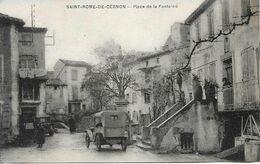 Saint Rome  De Cernon Place  De La Fontaine - Other Municipalities