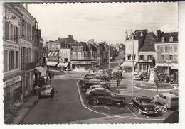 36 - Argenton-sur-creuse - Place De La République - Dyna Panhard (1959) - Otros Municipios