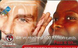 "SOUTH AFRICA Used Phonecard/ Gebruiklte Telefoonkaart ""GUMA EMPOWERING BUSINESS"" - Südafrika"