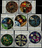 BURUNDI 1973 500th BIRTHDAY OF NIKOLAUS KOPERNIKUS MI No 931-62 MNH VF !! - Astrologia