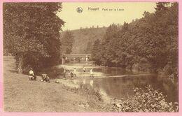 Houyet - Pont Sur La Lesse - Houyet