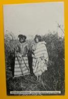 12837 - Republica Argentina Indios Tobas Ataviados Para Una Fiesta - Argentina