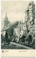 CPA - Carte Postale - Belgique - Crupet - Eglise De La Grotte (SVM13909) - Assesse