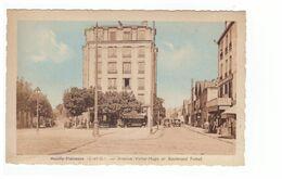93 Neuilly Plaisance Avenue Victor Hugo Et Boulevard Fichot - Neuilly Plaisance