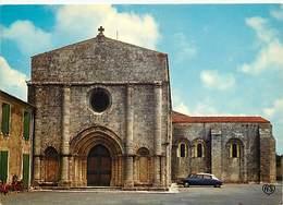 17 - Saint Georges De Didonne - L'Eglise Romane - Automobiles - CPM - Voir Scans Recto-Verso - Saint-Georges-de-Didonne